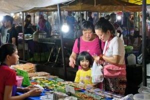 Krabi Town Weekend Market