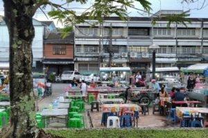 Krabi Town Evening Food Market