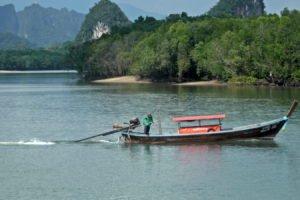 Krabi Town River