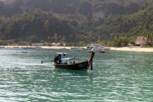 Phi Phi Islands Tonsai Bay